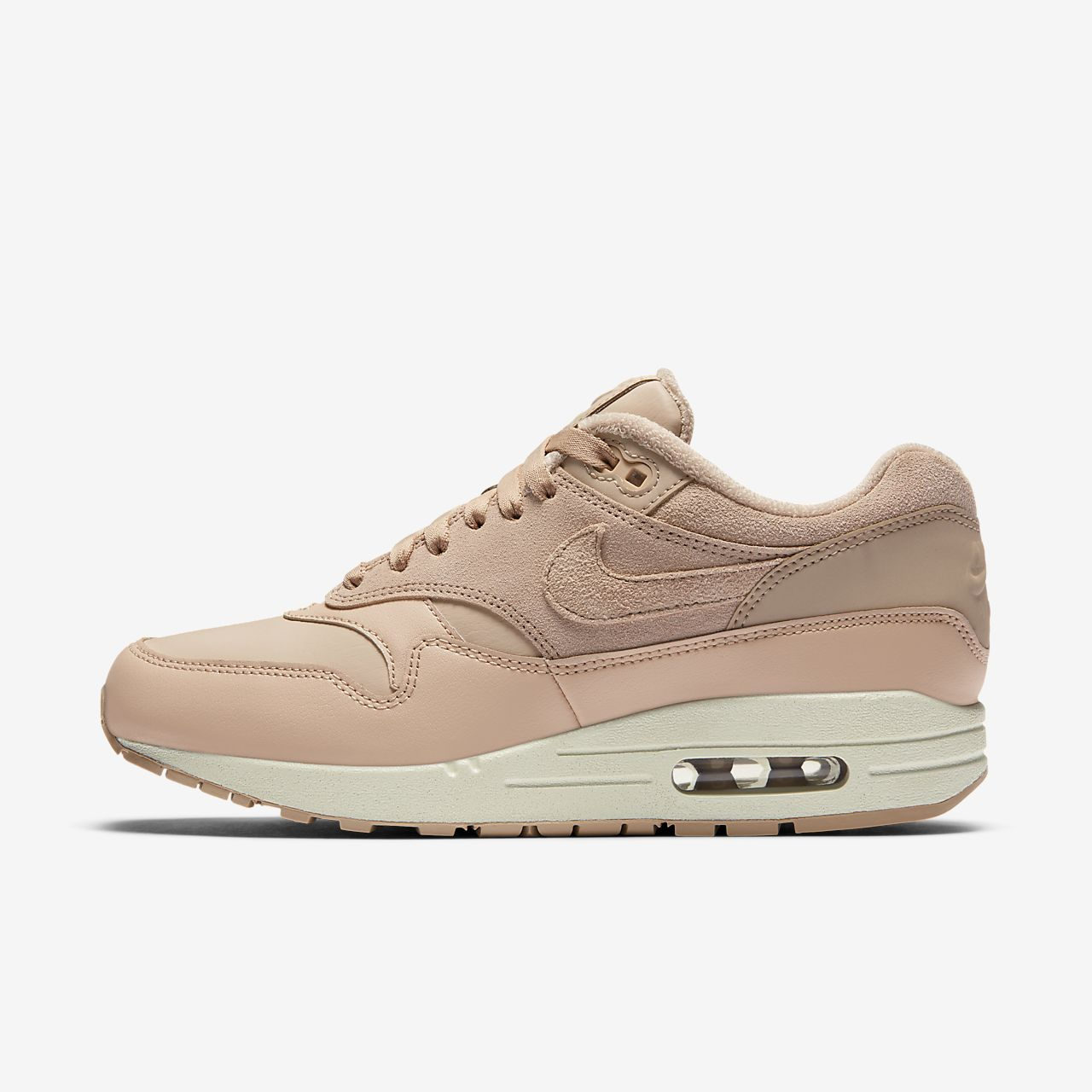 save off b4fb6 3744e Womens Shoe. Nike Air Max 1 Premium Winterized
