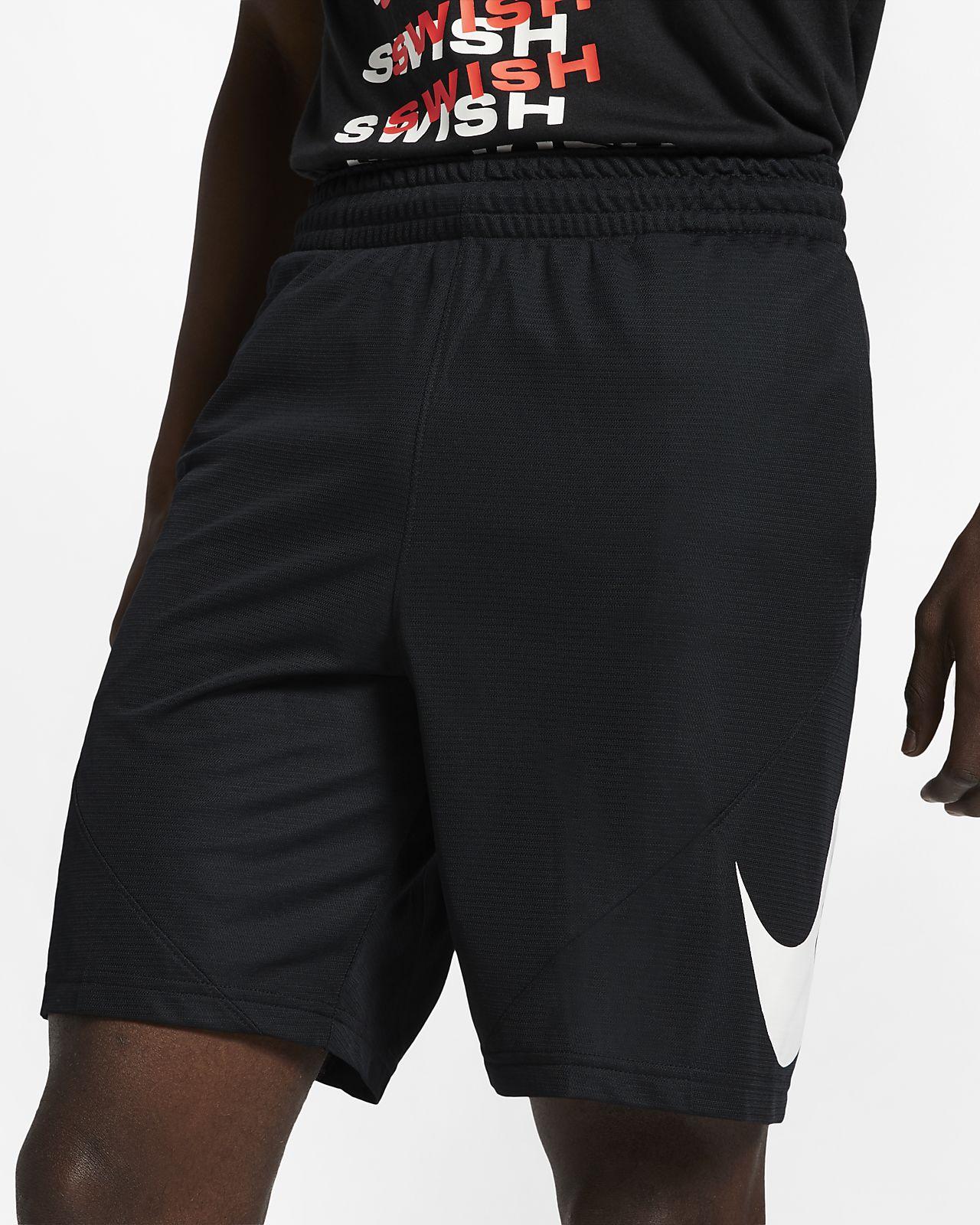 Nike 23 cm Erkek Basketbol Şortu