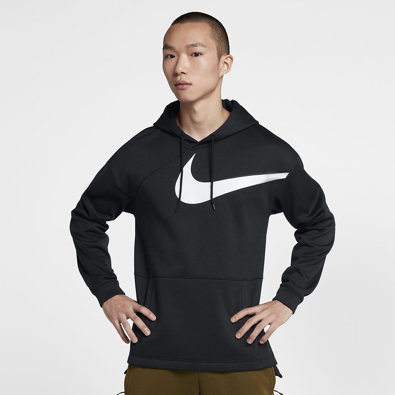 Modern Para Hombre Nike De Sudadera Capucha Cierre Sin Con Therma Entrenamiento QxoWBdCer