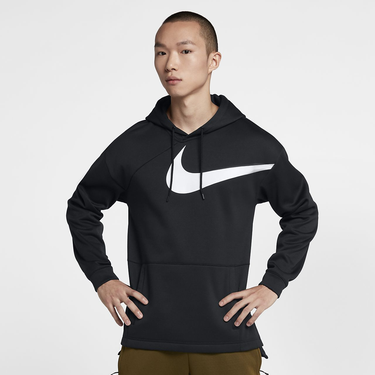 96cc65920aa45 Nike Therma Modern Men's Pullover Training Hoodie. Nike.com GB