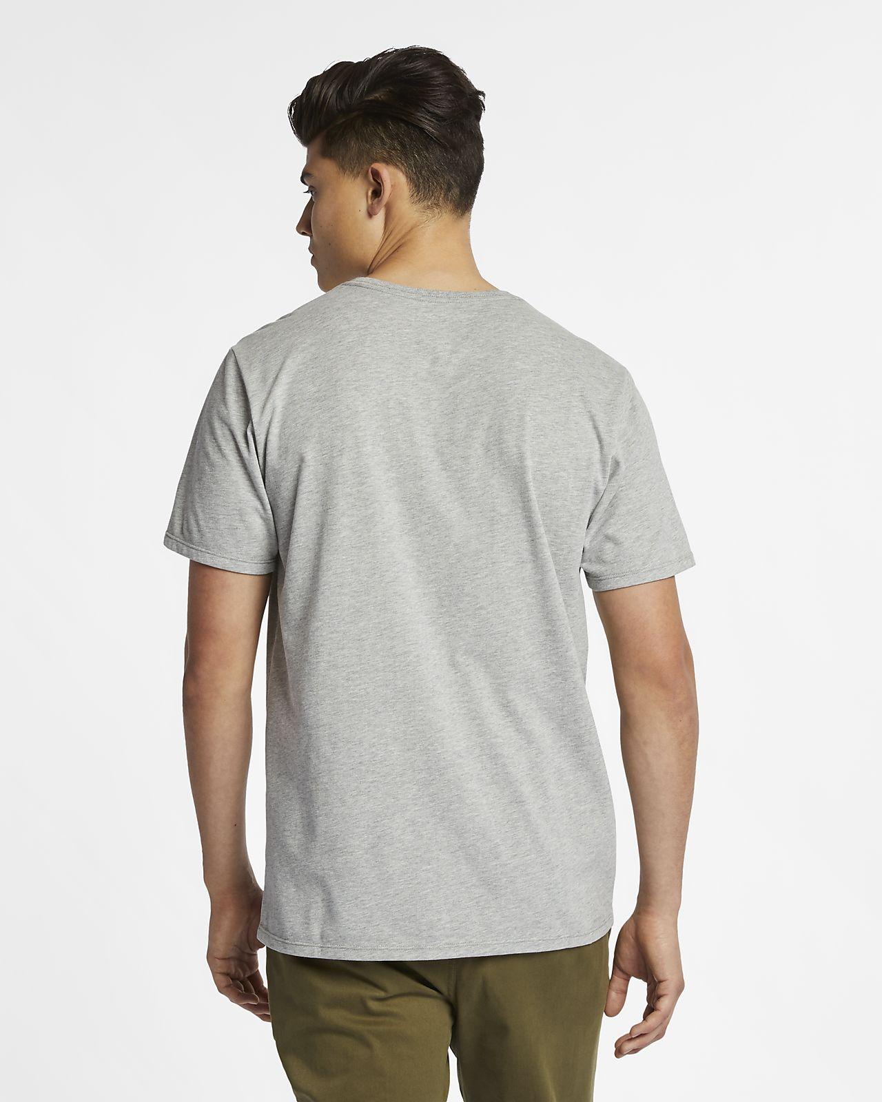de85c1e9 Hurley Dri-FIT One And Only Men's T-Shirt. Nike.com