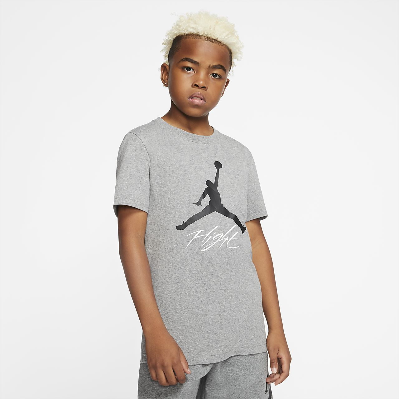 Jordan Jumpman Flight Older Kids' (Boys') T-Shirt