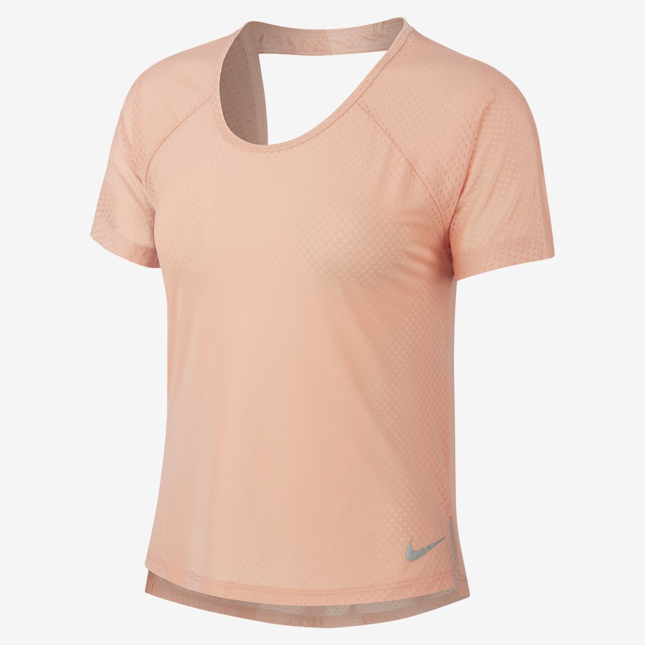 Γυναικεία μπλούζα για τρέξιμο Nike Breathe Miler
