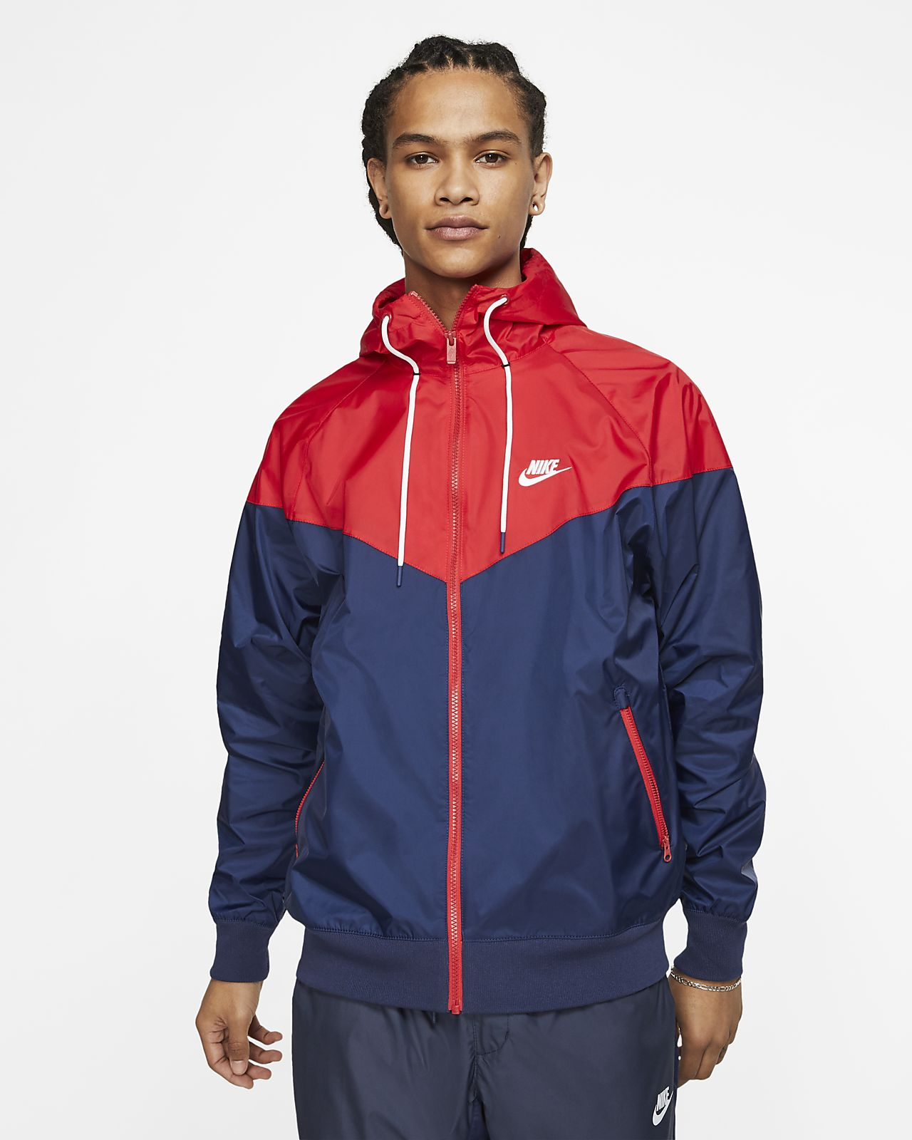 cc8127b8441be3 Nike Sportswear Windrunner Men's Hooded Windbreaker