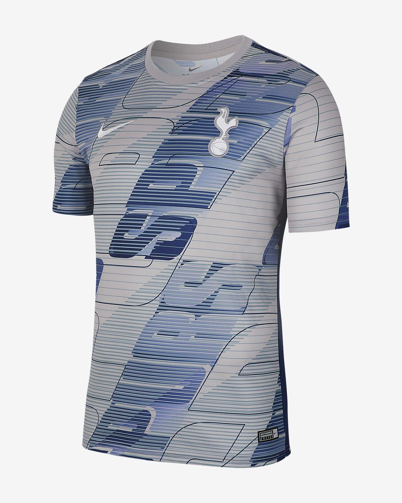 Prenda para la parte superior de fútbol de manga corta para hombre Tottenham Hotspur