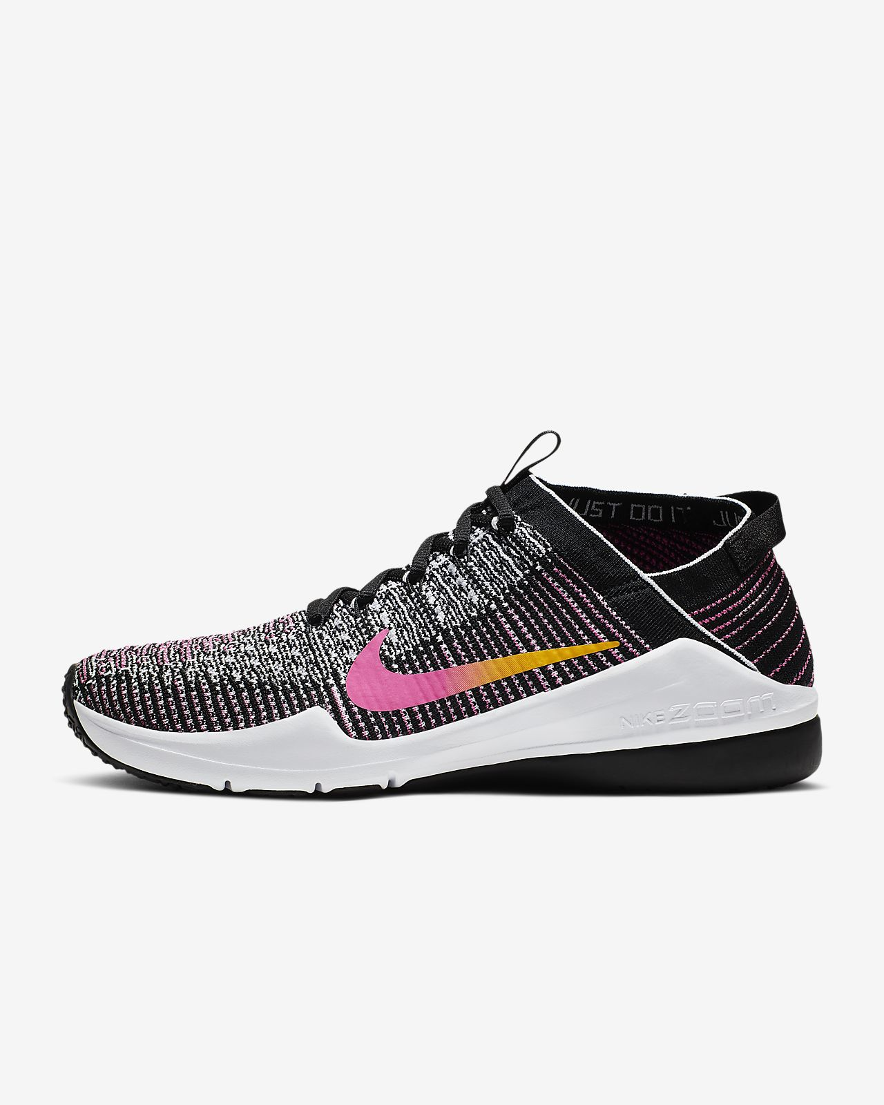 huge selection of 58a90 a6fb9 ... Chaussure de training, boxe et fitness Nike Air Zoom Fearless Flyknit 2 pour  Femme