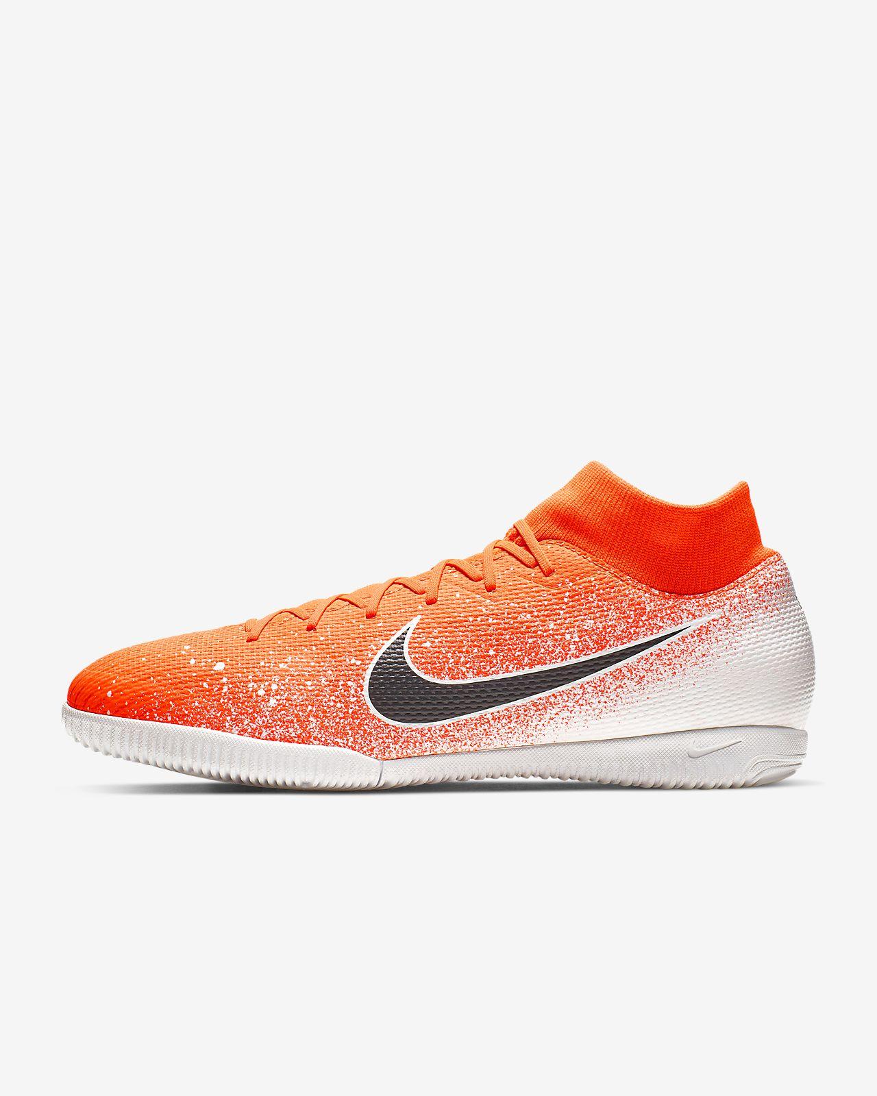 new concept 30f2b 67b22 ... Chaussure de football en salle à crampons Nike SuperflyX 6 Academy IC