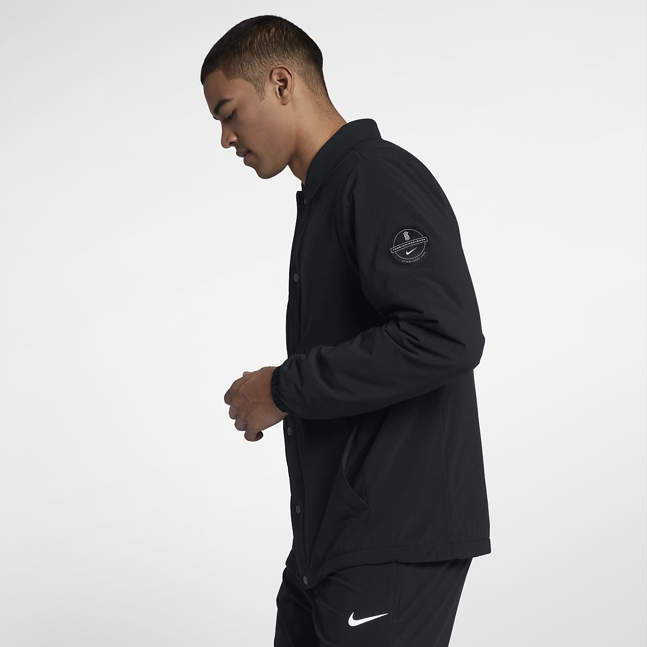 Nike Kyrie Men Basketball Jacket
