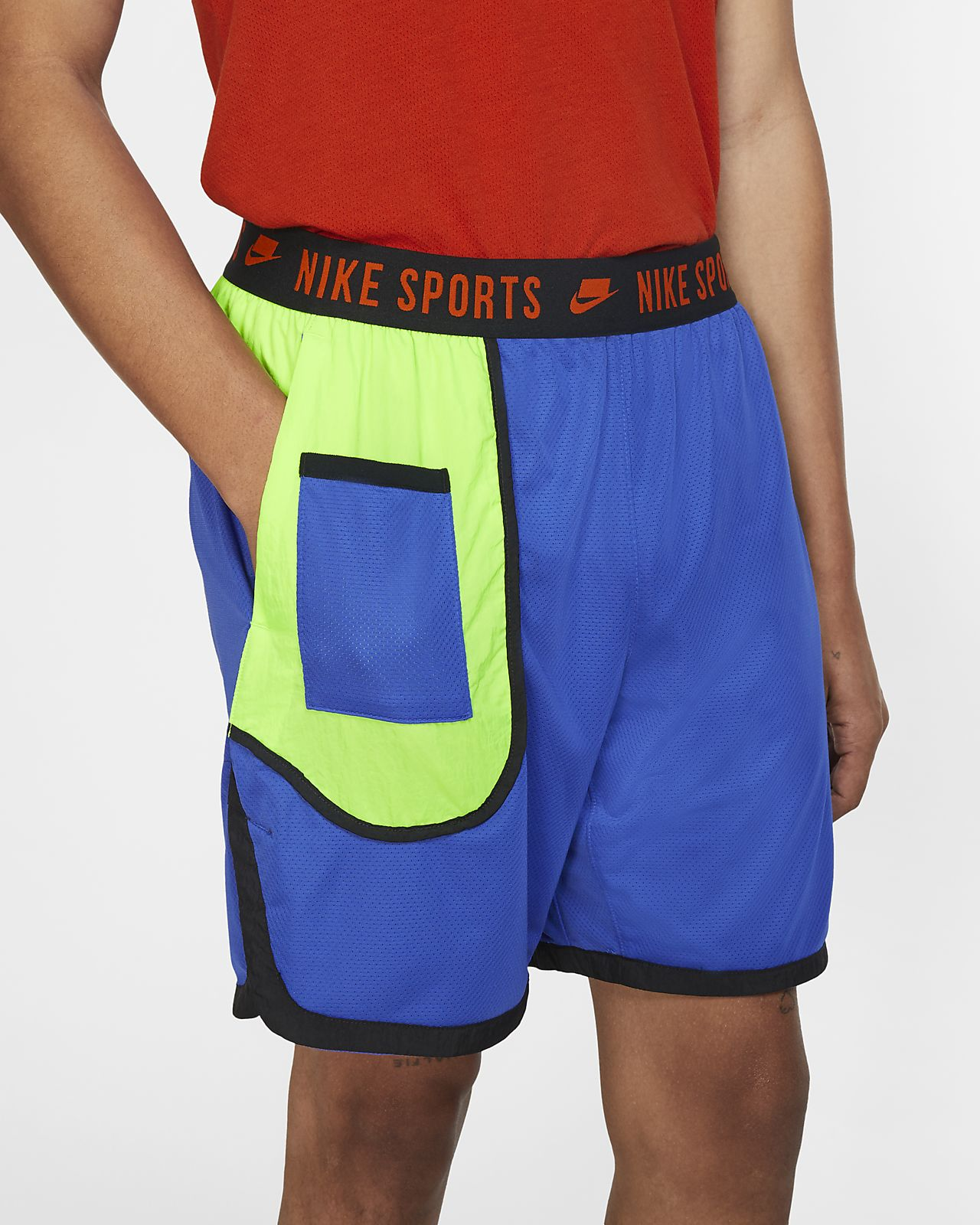 Nike Dri-FIT Sport Clash Herren-Trainingsshorts