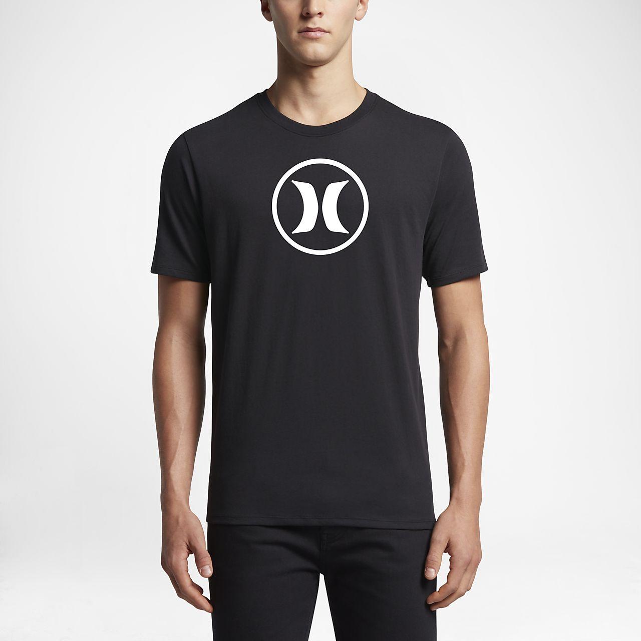 ... T-shirt Hurley Dri-FIT Circle Icon - Uomo