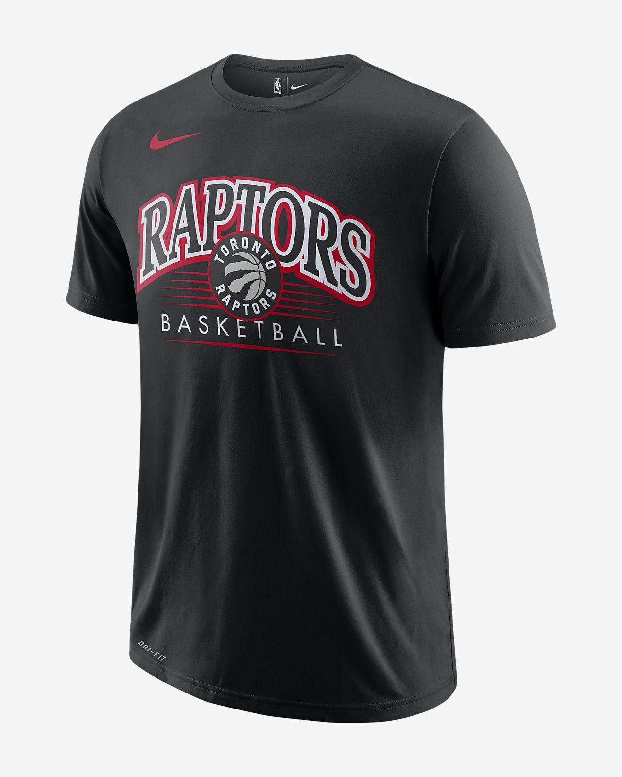 Tee-shirt NBA Toronto Raptors Nike Dri-FIT pour Homme