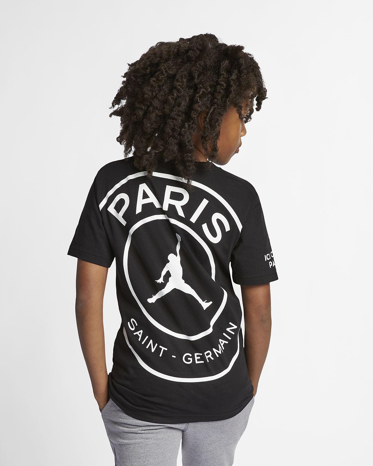 aa47a43953 PSG Logo póló nagyobb gyerekeknek. Nike.com HU