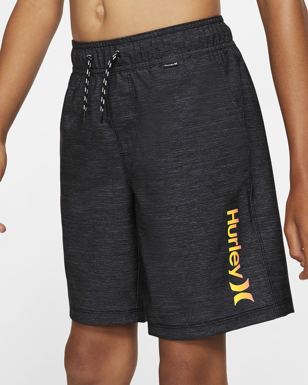 """Hurley One And Only Gradient Volley Boys' 15"""" Board shorts"""