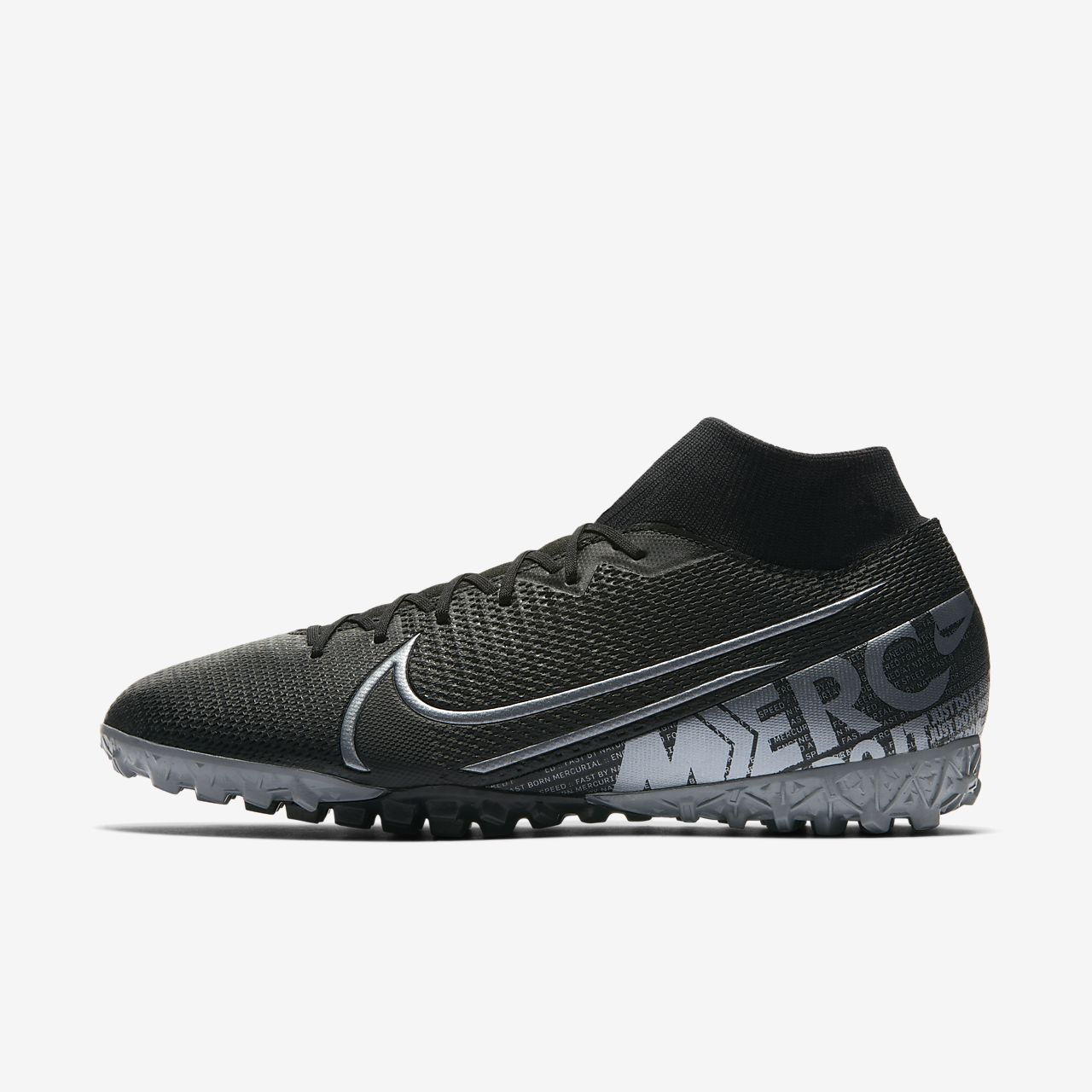 Calzado de fútbol Nike MercurialX Superfly 7 Academy para terreno artificial