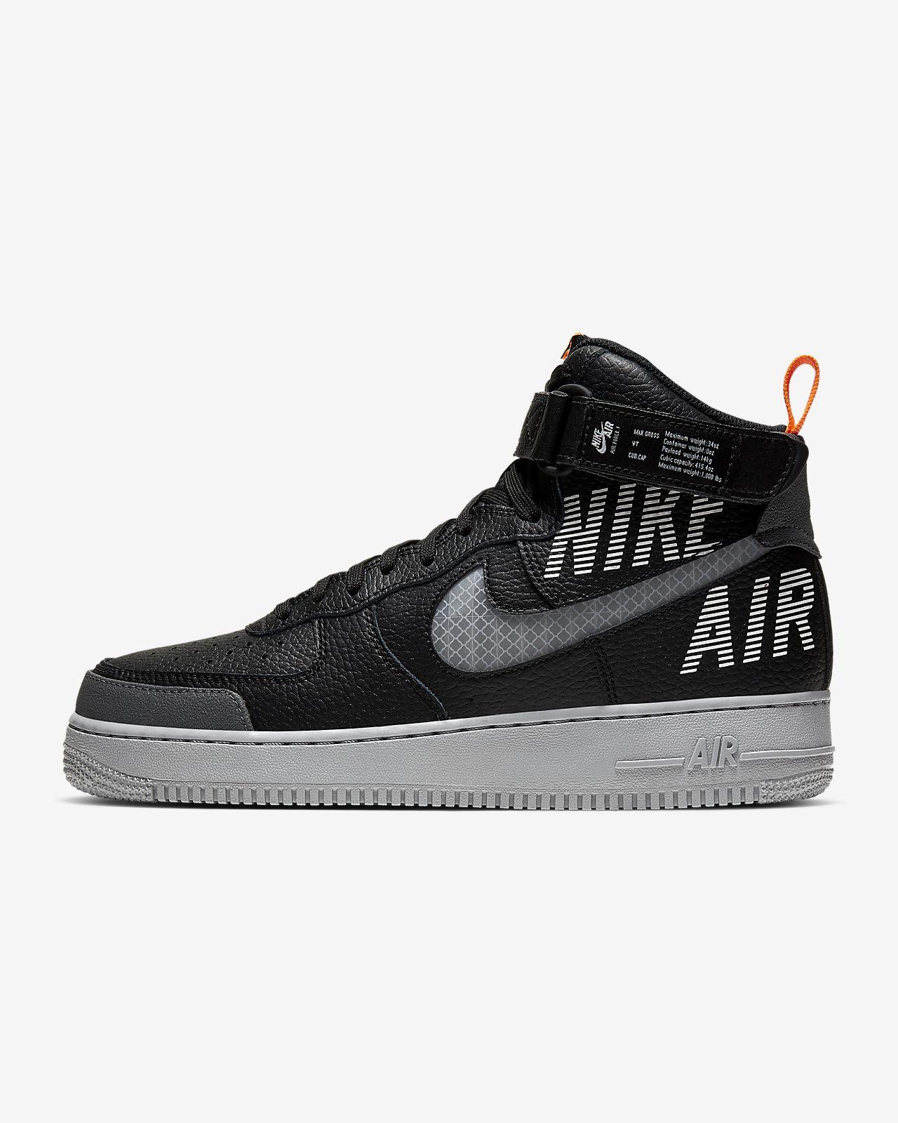 air force 1 nike noir