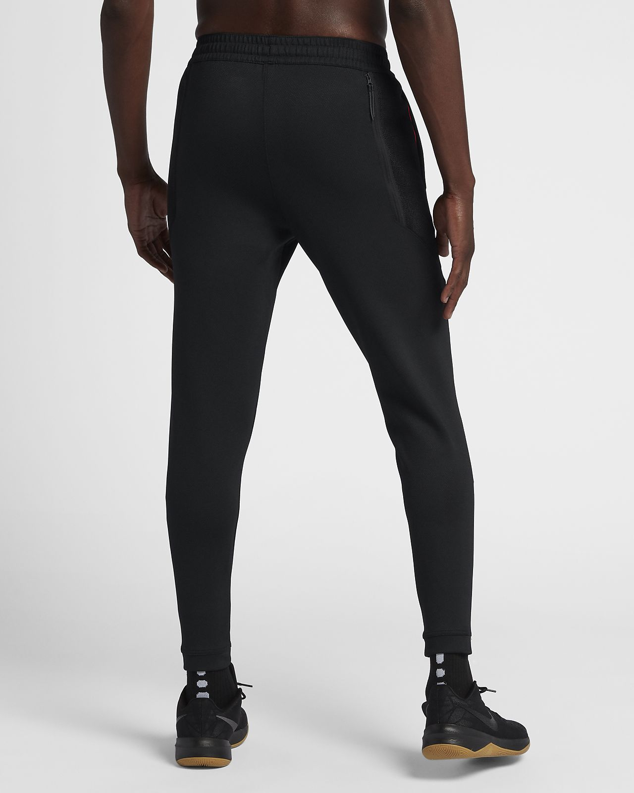 02c7ef7fa3f72 Pantalones de básquetbol para hombre Nike Therma Flex Showtime. Nike ...