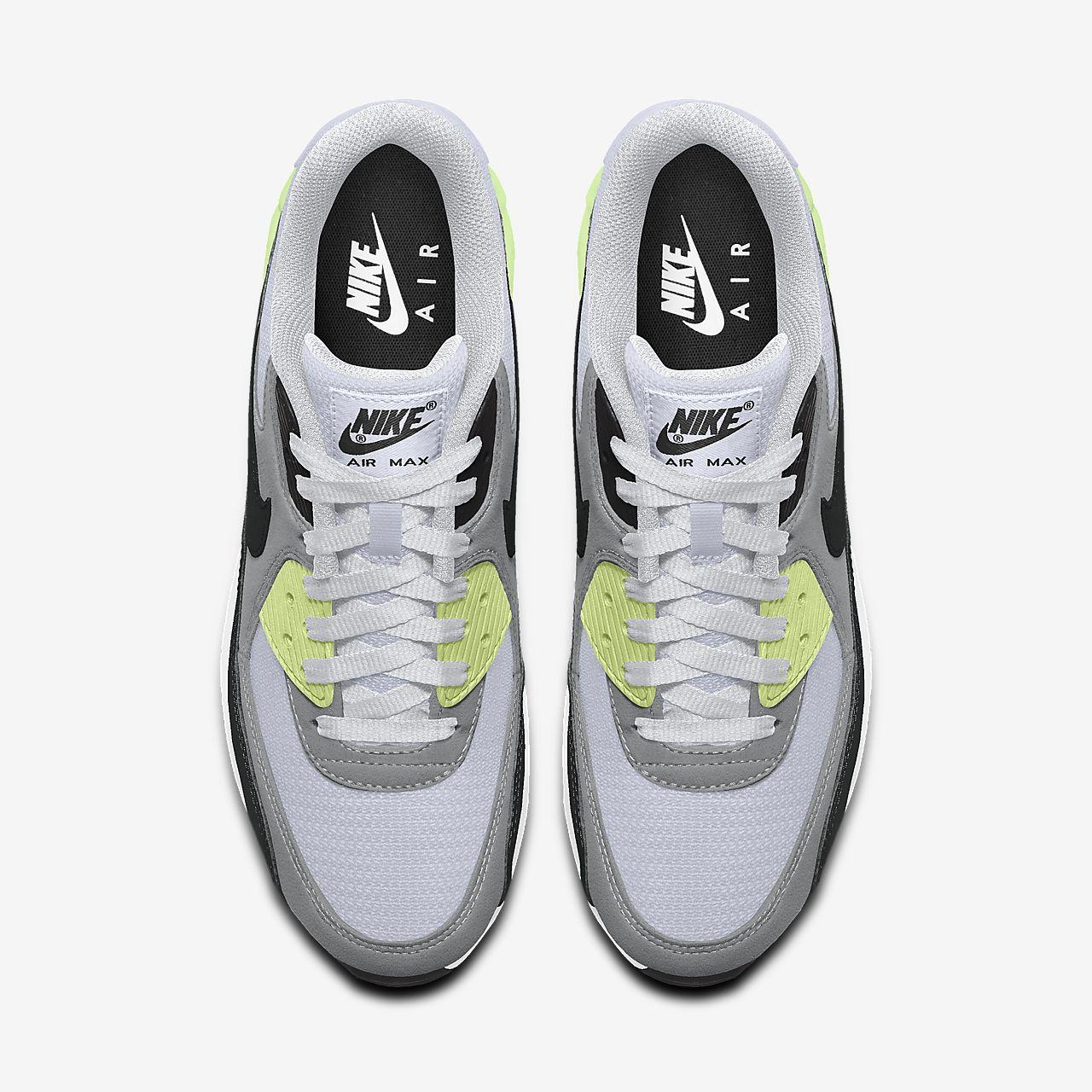 Nike Air Max 90 By You personalisierbarer Damenschuh