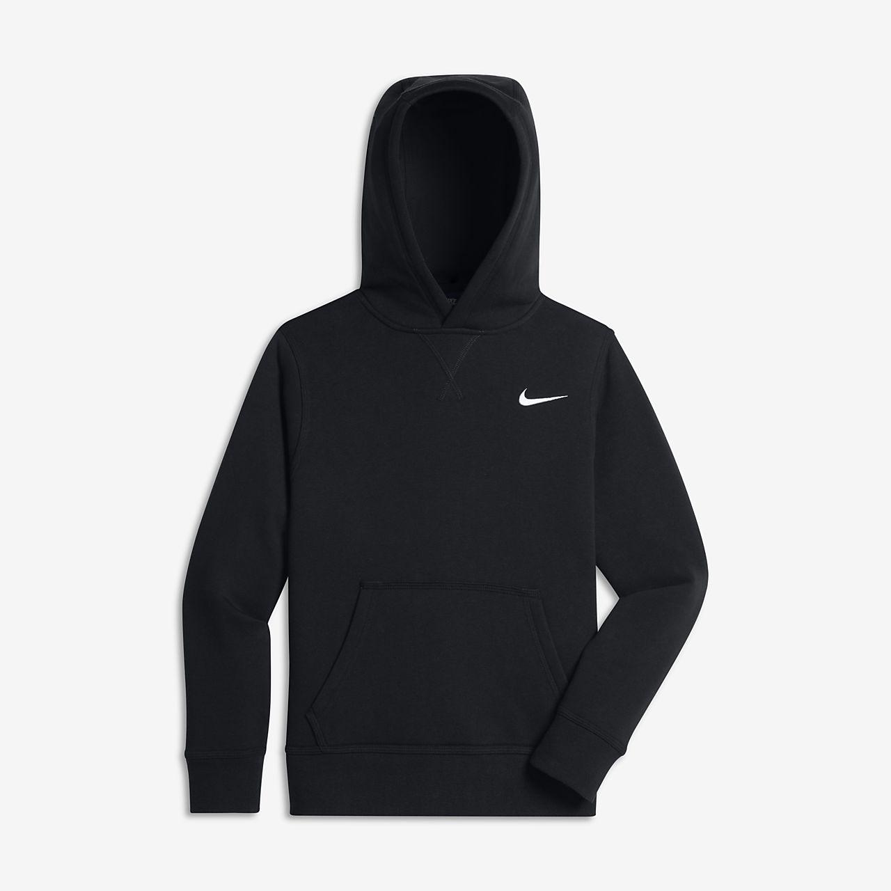 Sudadera con capucha de entrenamiento para niños Nike