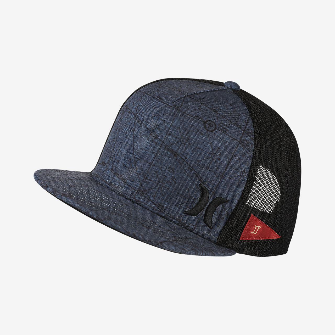 2a8c294b7bd Hurley JJF Maps Trucker Men s Adjustable Hat. Nike.com AE