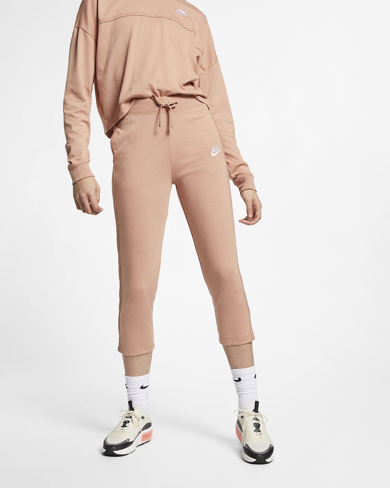 Nike Sportswear Women's Jersey Capris