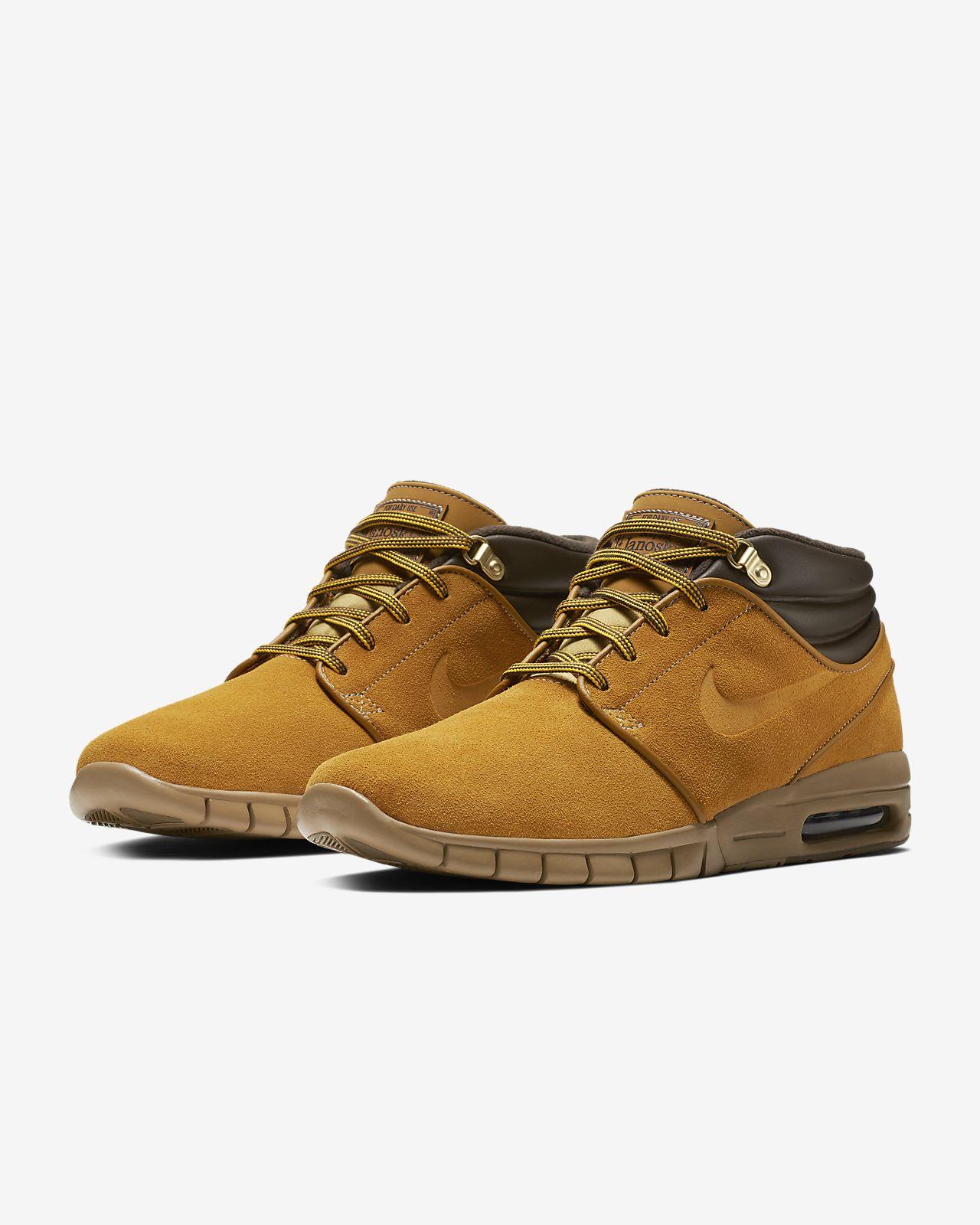 cf08d9ee421 ... Nike SB Stefan Janoski Max Mid Premium Men s Skateboarding Shoe