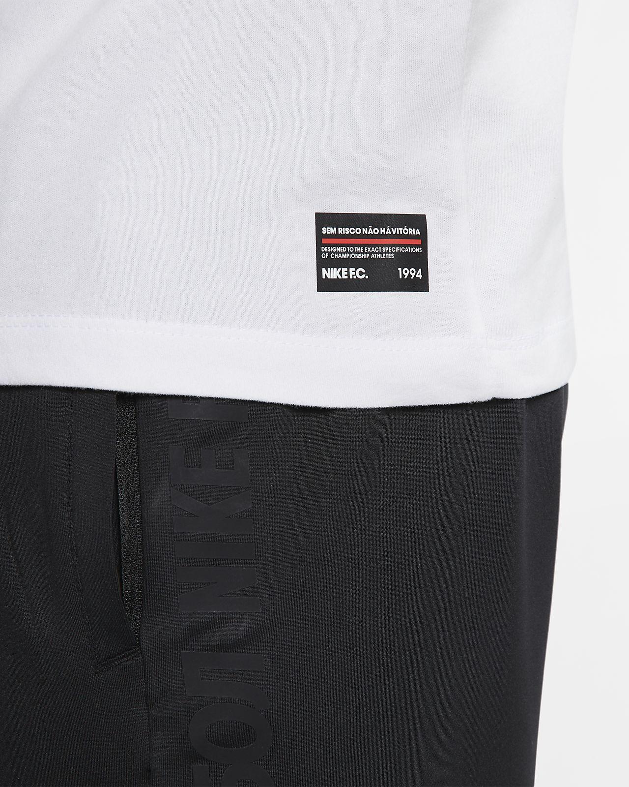 Nike F.C. Dri FIT fodbold T shirt til mænd