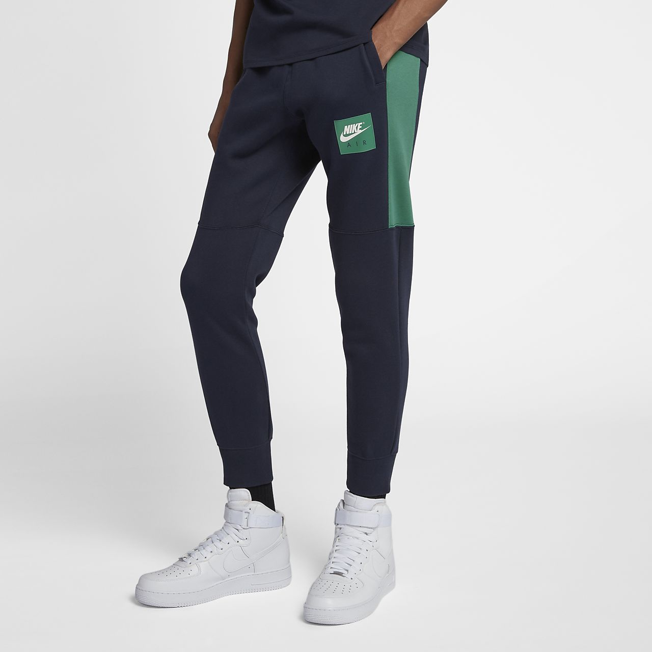 ... Pantalon de jogging en tissu Fleece Nike Air pour Homme
