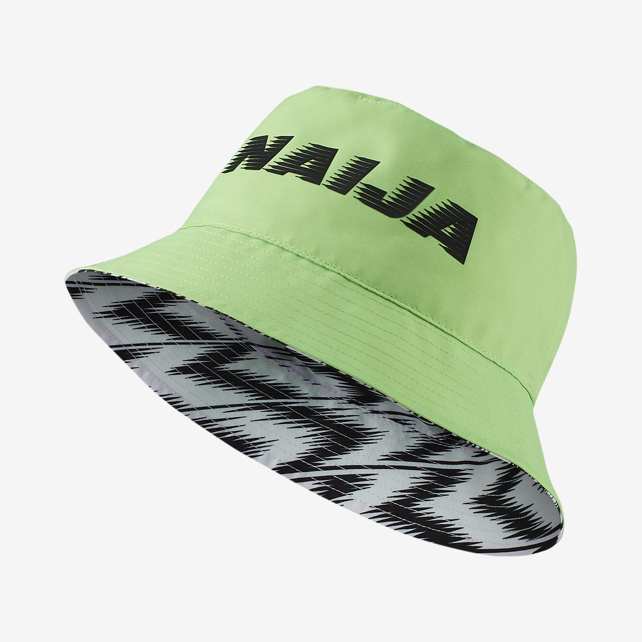 Nigeria Reversible Bucket Hat