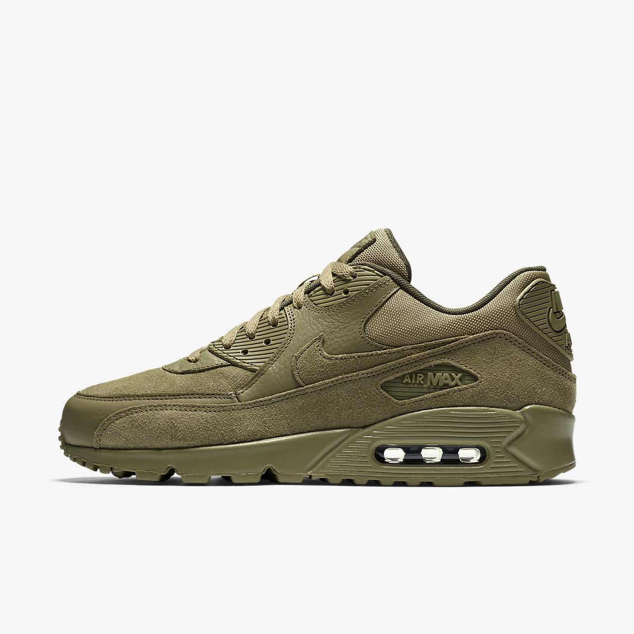 ... Nike Air Max 90 Premium Men's Shoe