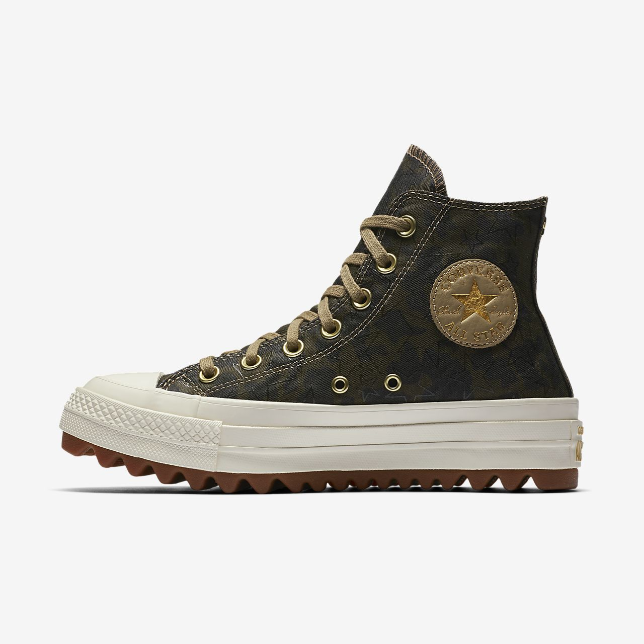 c3af4ddf5c75 Converse Chuck Taylor All Star Lift Ripple Camo High Top Women s Shoe