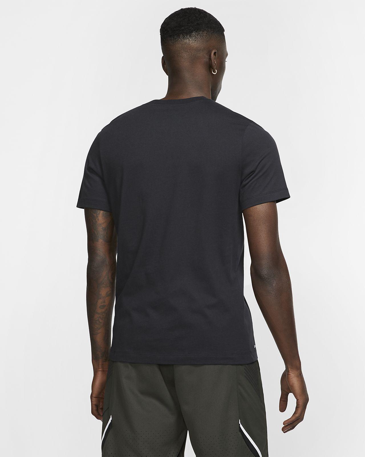 57bd98f2ba Nike Dri-FIT férfi kosárlabdás póló. Nike.com HU