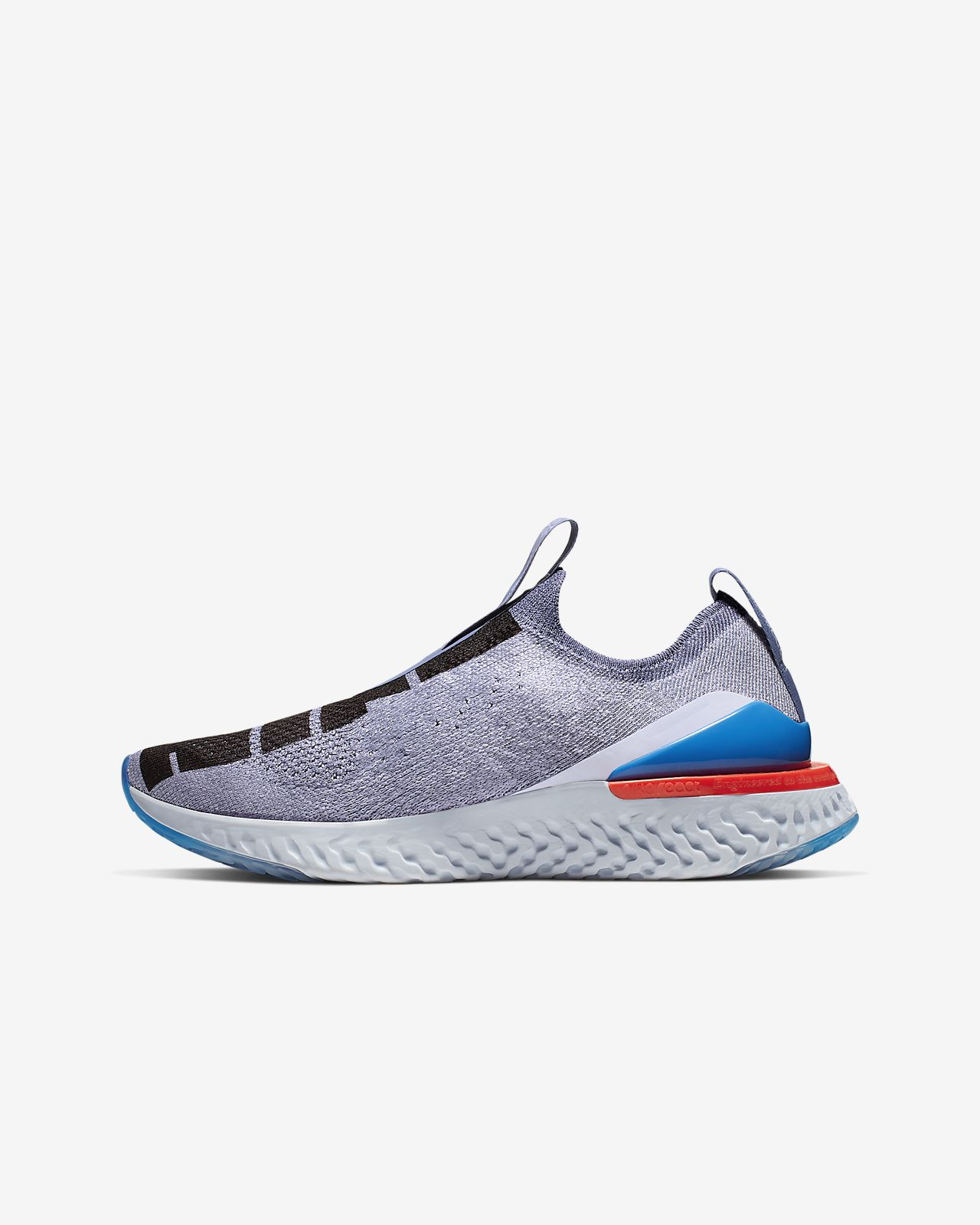 Nike Epic Phantom React Flyknit Big Kids' Shoe