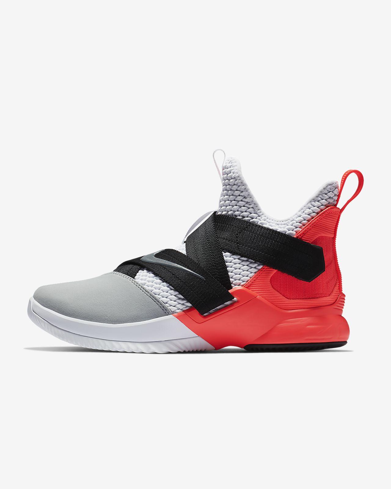 6d2b71076506 Баскетбольные кроссовки LeBron Soldier 12 SFG. Nike.com RU