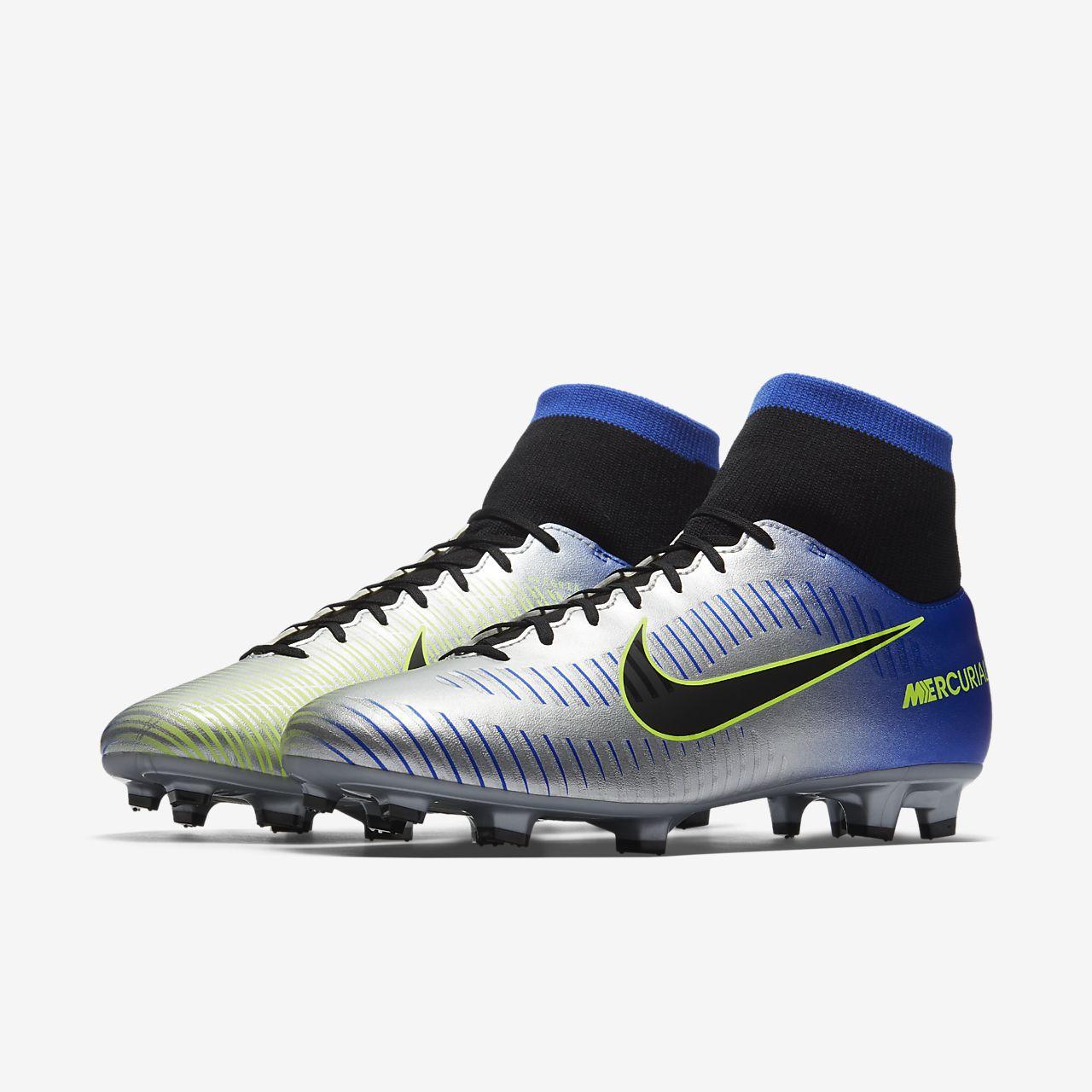 Scarpa da calcio per terreni duri Nike Mercurial Victory VI Dynamic Fit Neymar