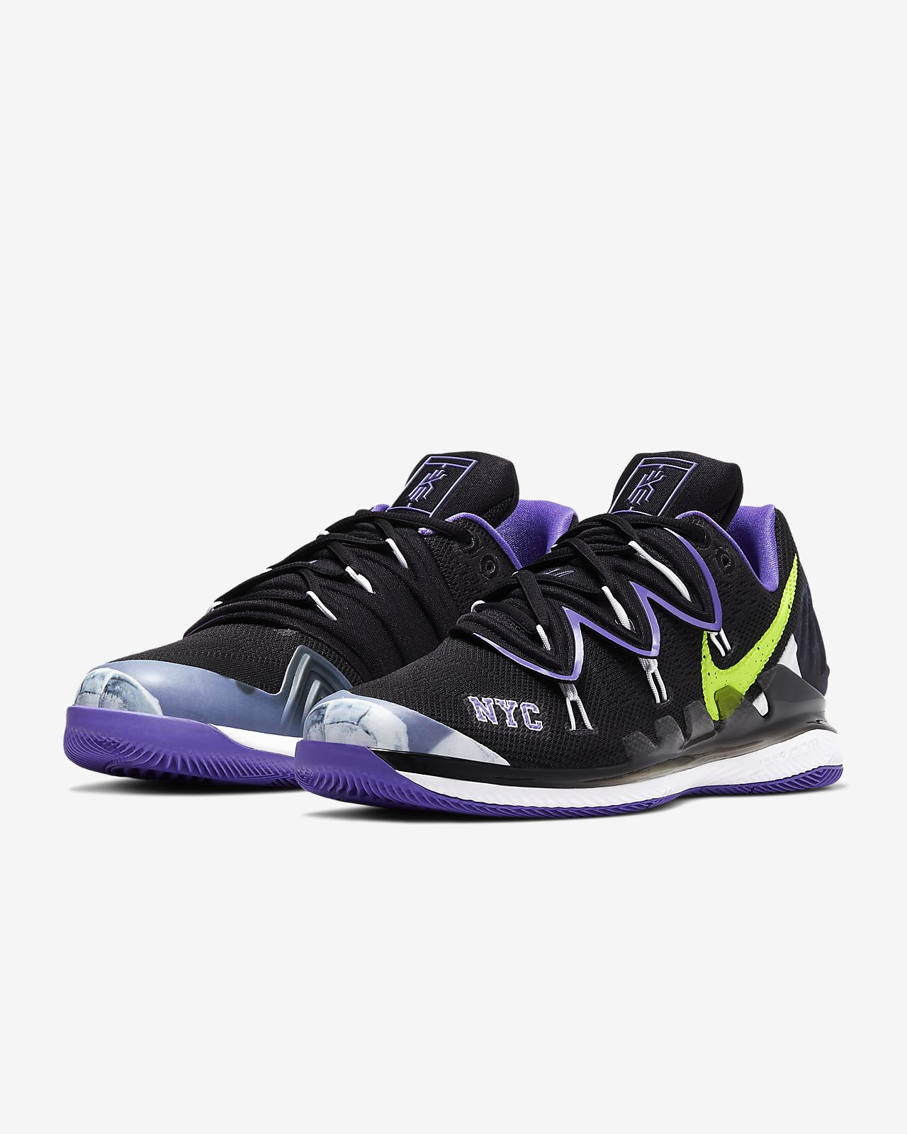 uk cheap sale good service wholesale price NikeCourt Air Zoom Vapor X Kyrie 5 Men's Hard Court Tennis Shoe