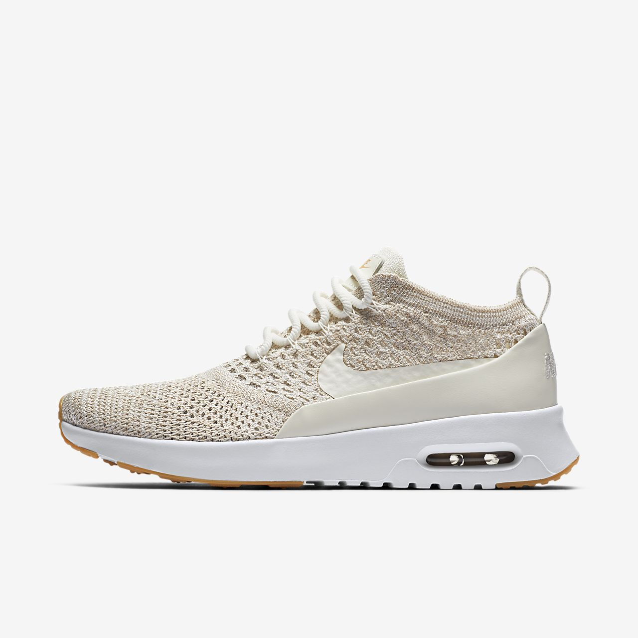 nike air max thea with holes
