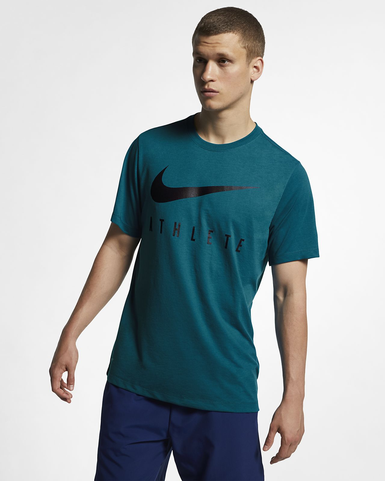 812eed2e Nike Dri-FIT-trænings-T-shirt til mænd. Nike.com DK