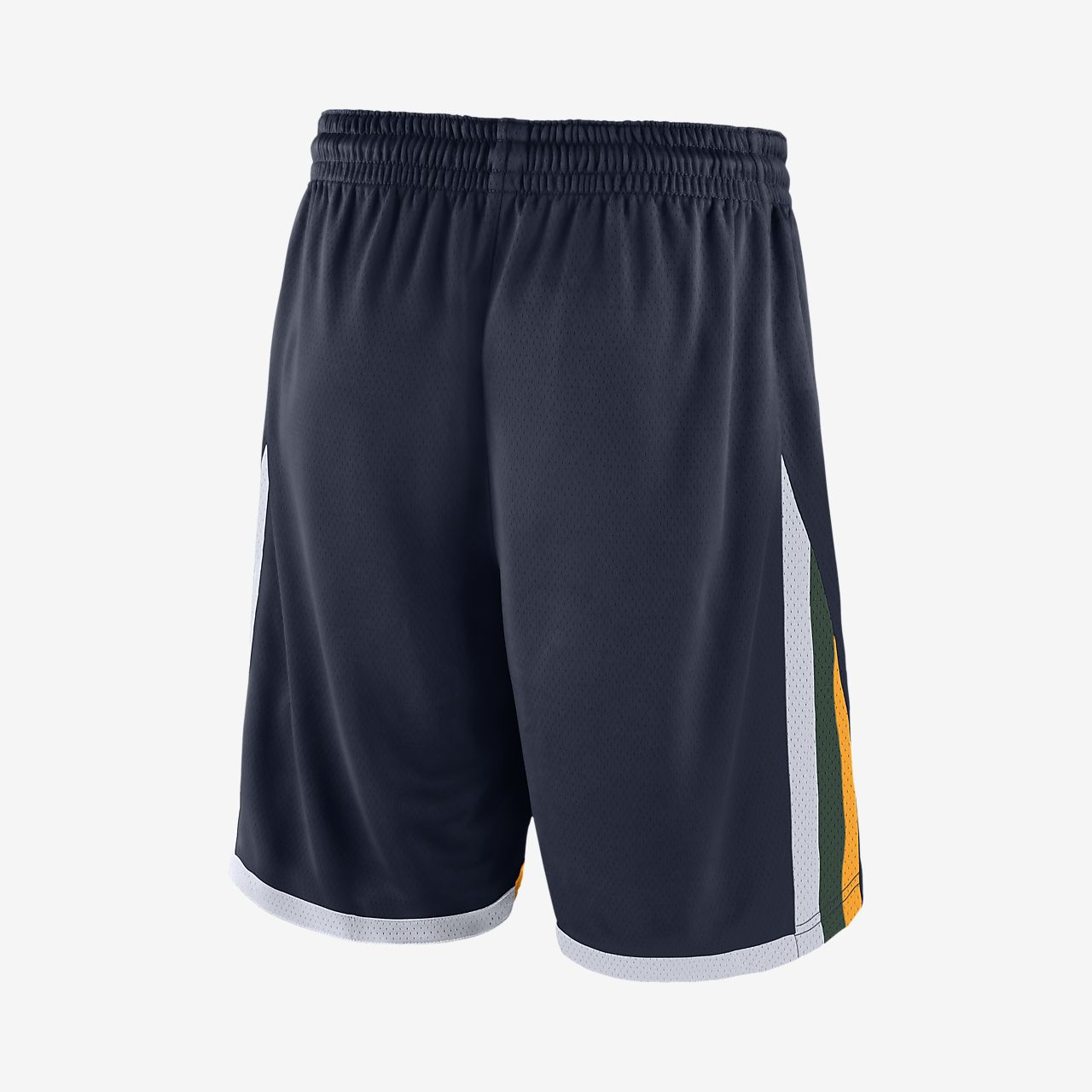 Utah Jazz Nike Icon Edition Swingman Men s NBA Shorts. Nike.com CA 869ba365fbb7