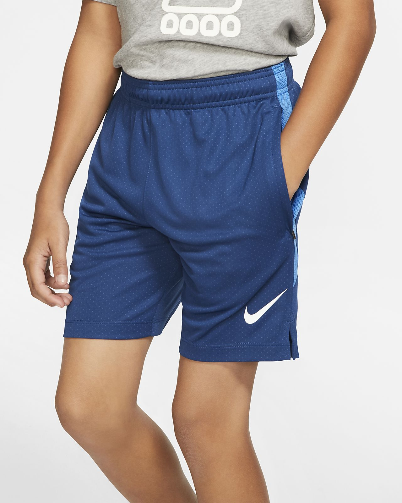 Short de football Nike Dri-FIT Strike pour Enfant plus âgé