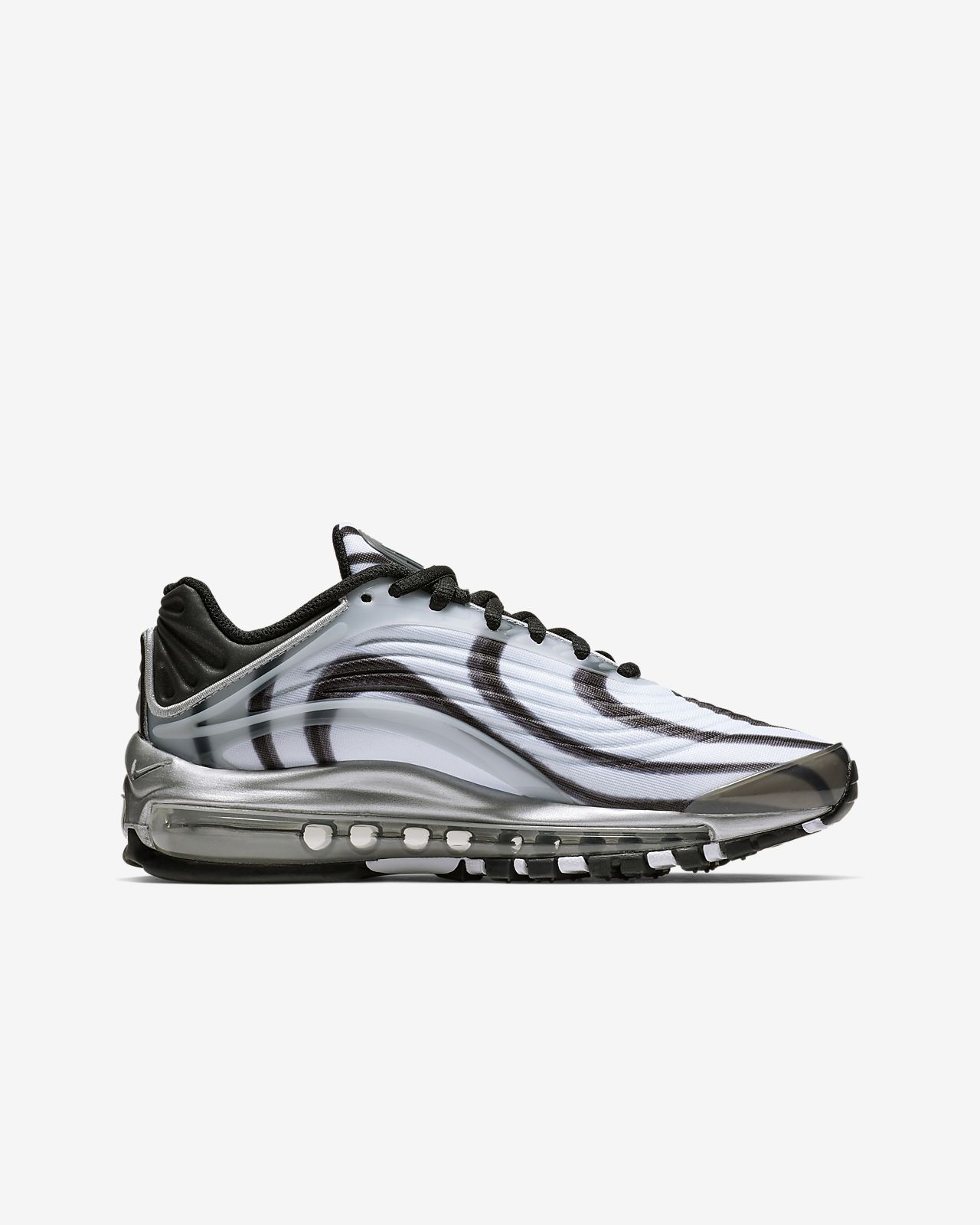 san francisco bbdd7 98a89 ... Nike Air Max Deluxe Big Kids  Shoe