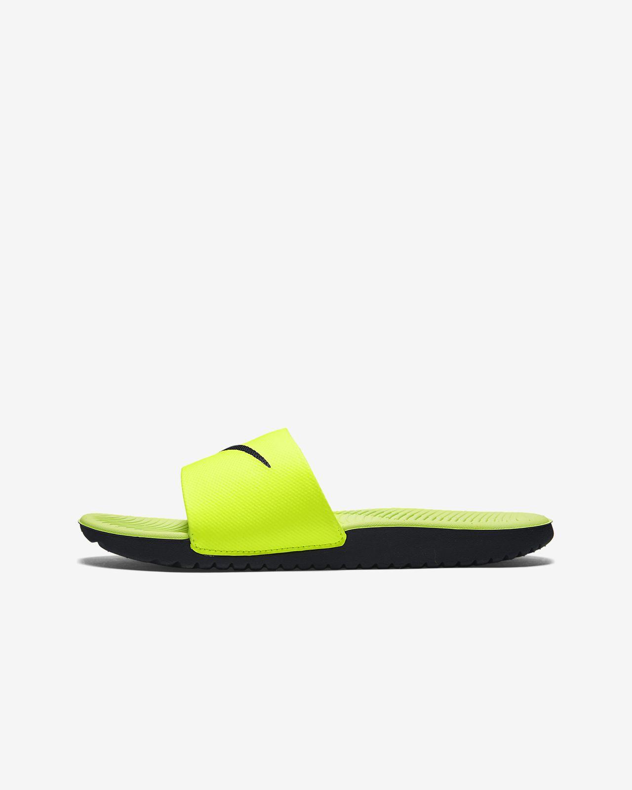 83d2bce2e54 Nike Kawa Little Big Kids  Slide. Nike.com