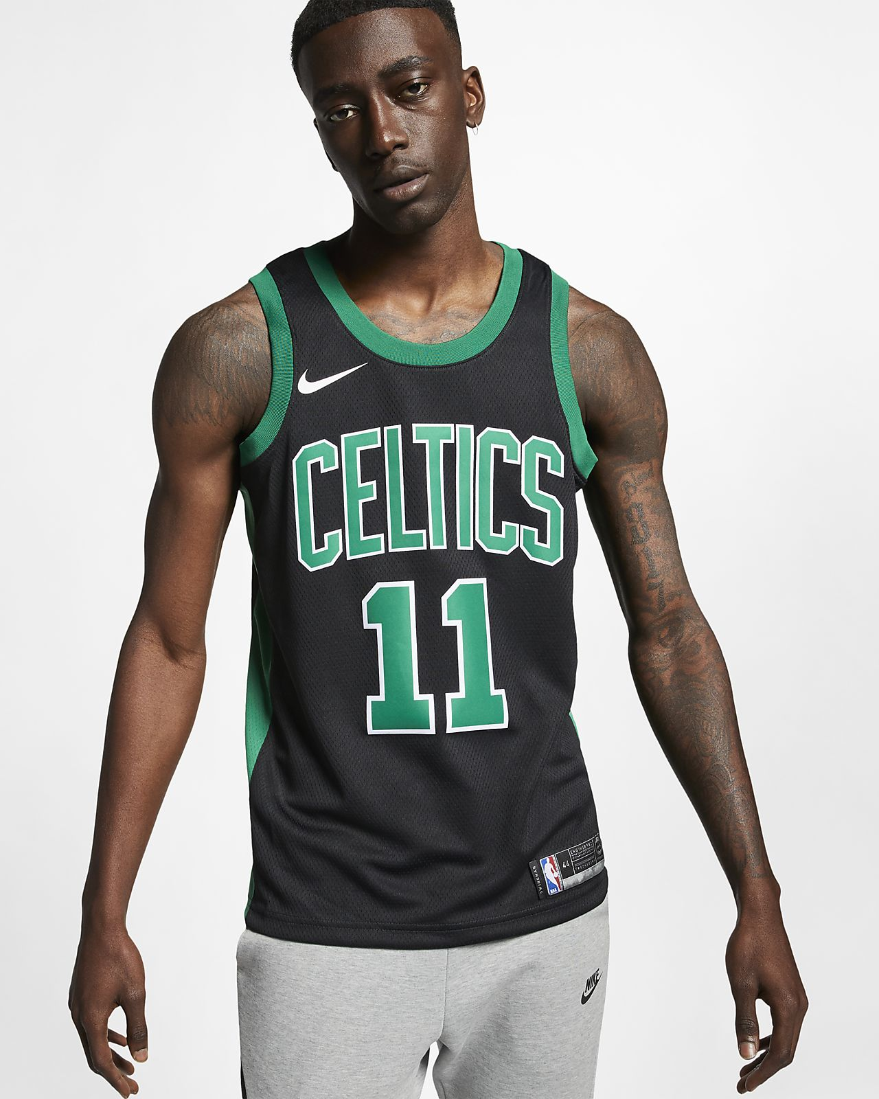 9b1cc80d9 ... Kyrie Irving Statement Edition Swingman (Boston Celtics) Men s Nike NBA  Connected Jersey