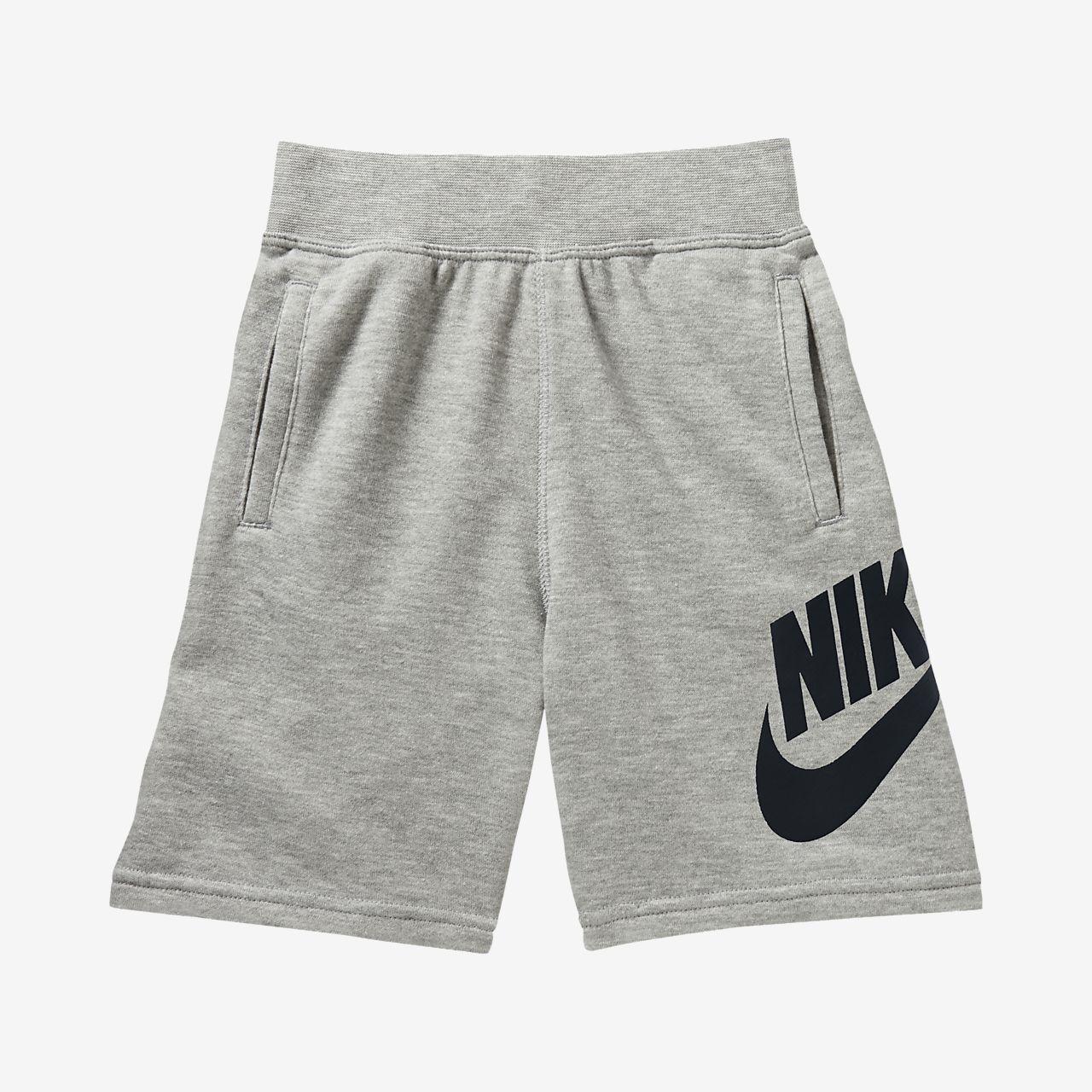 Nike French Terry Alumni Toddler Boys  Shorts