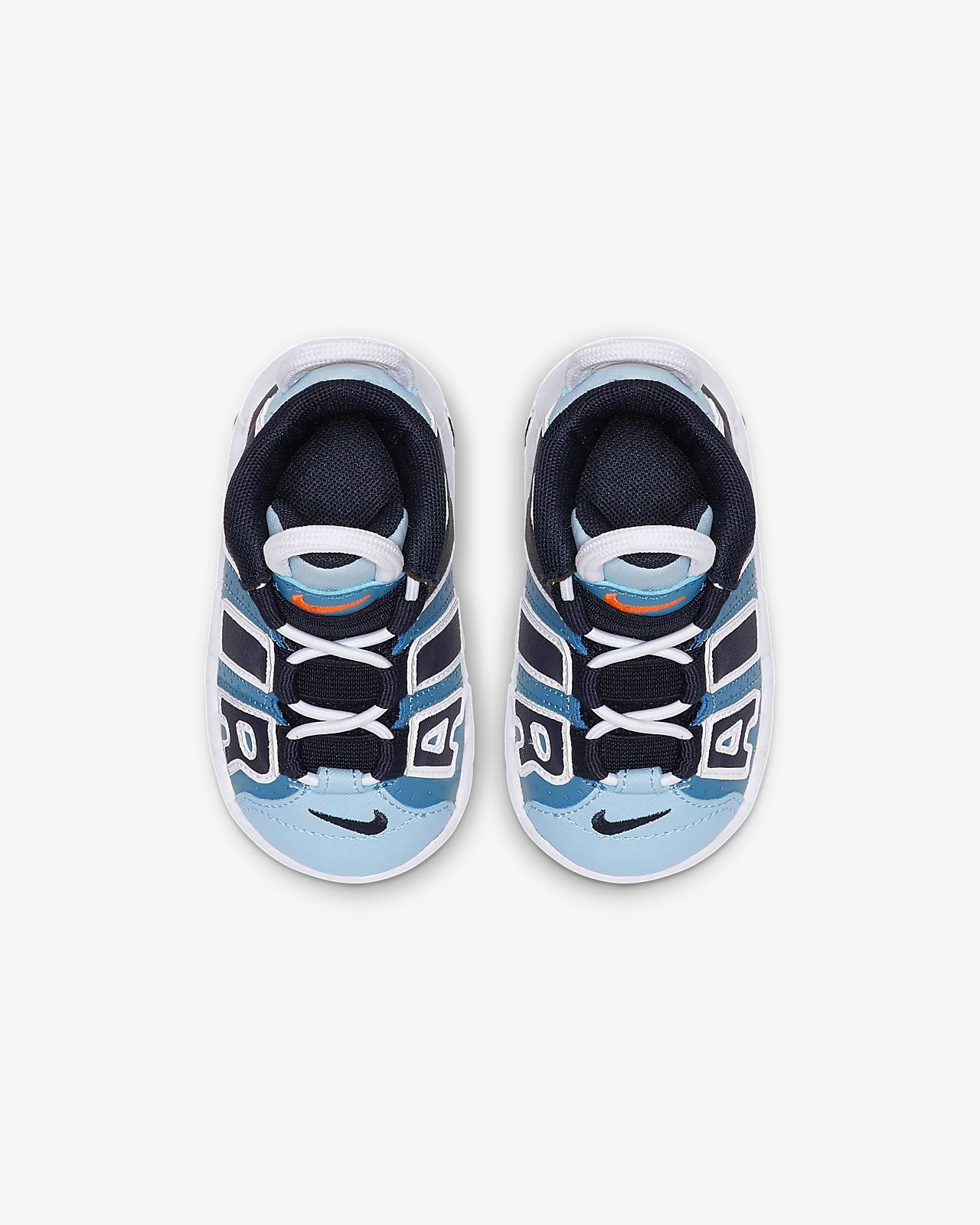 Nike Air More Uptempo Schuh für Babys und Kleinkinder