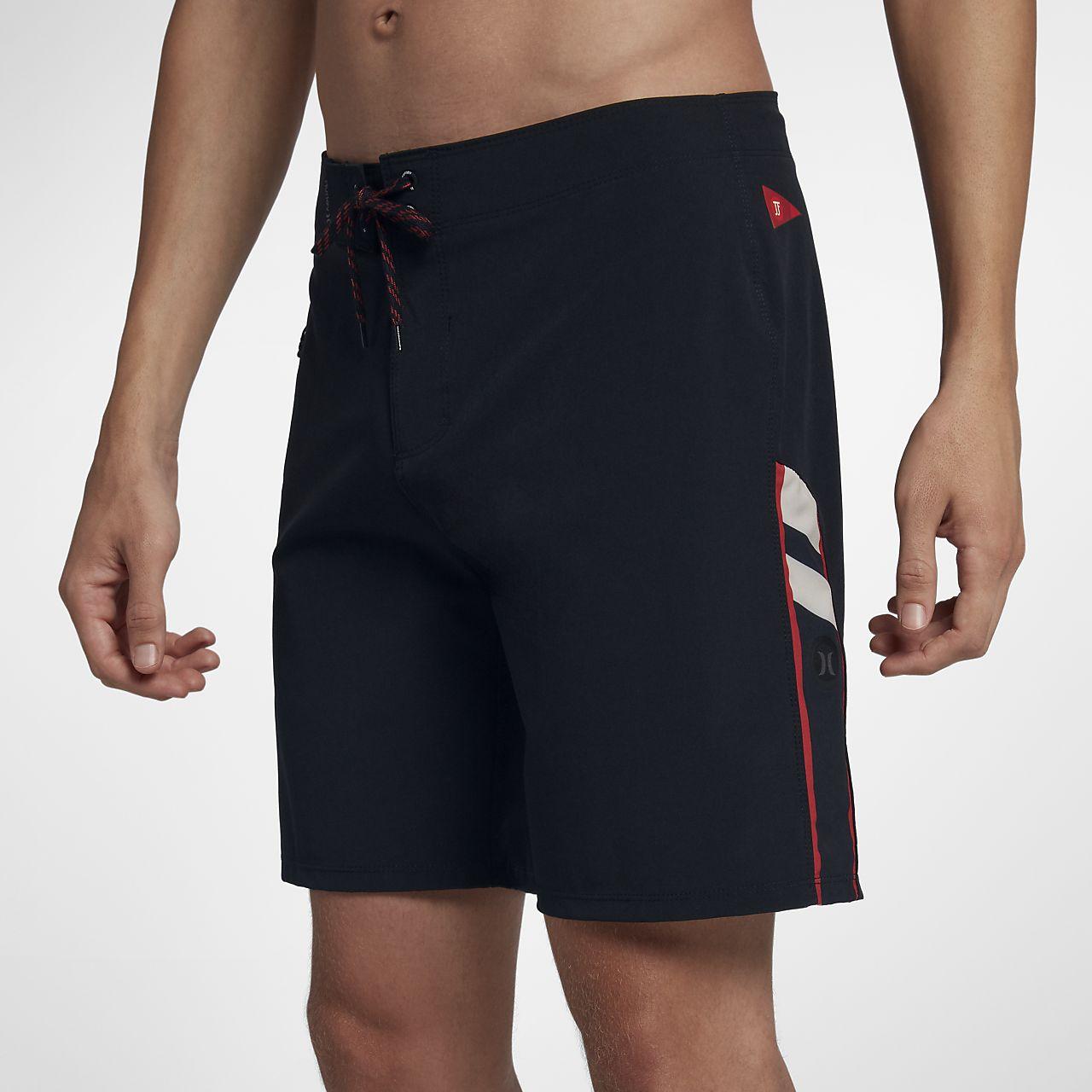 Shorts de playa de 46 cm para hombre Hurley Phantom JJF 5