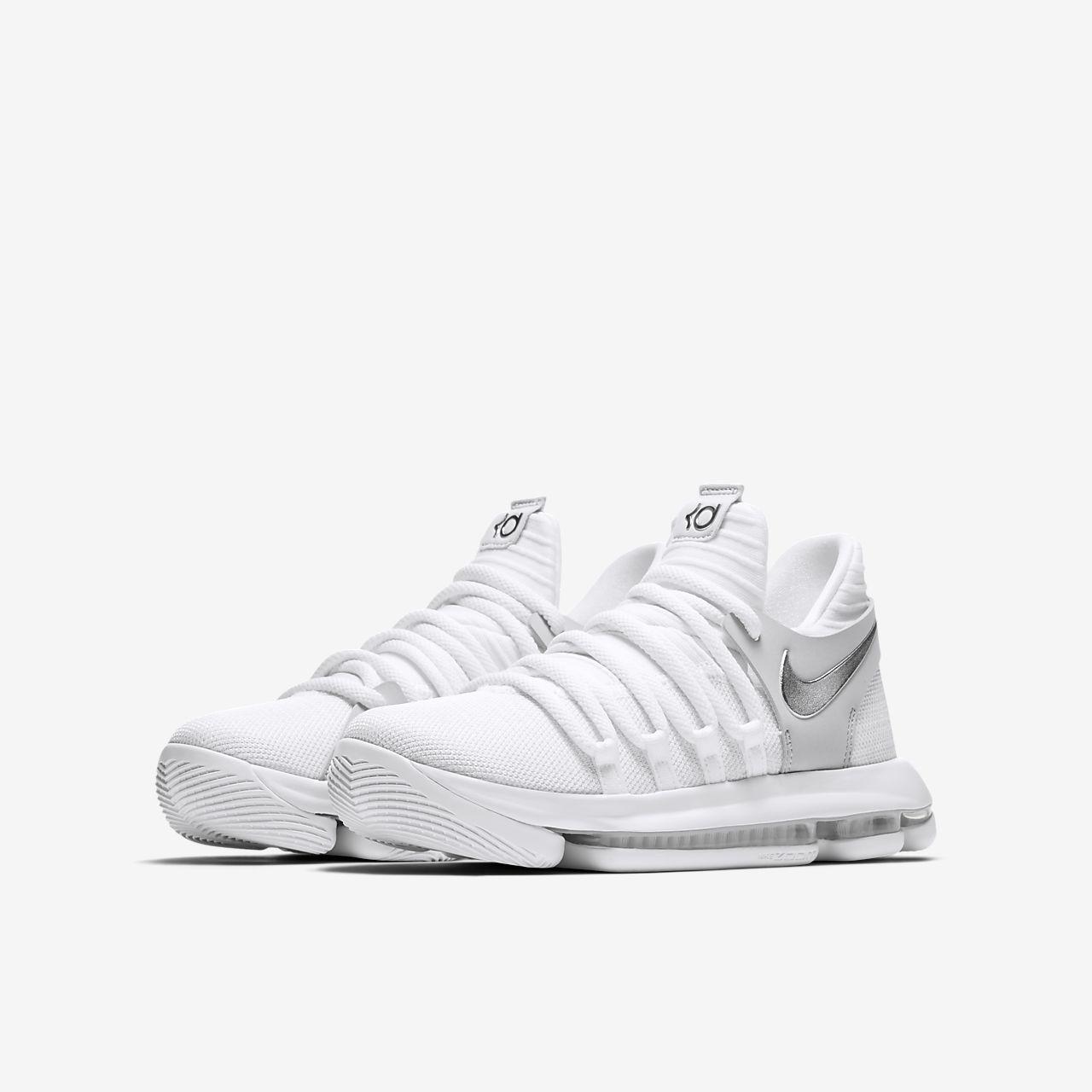... nike zoom kdx older kids basketball shoe