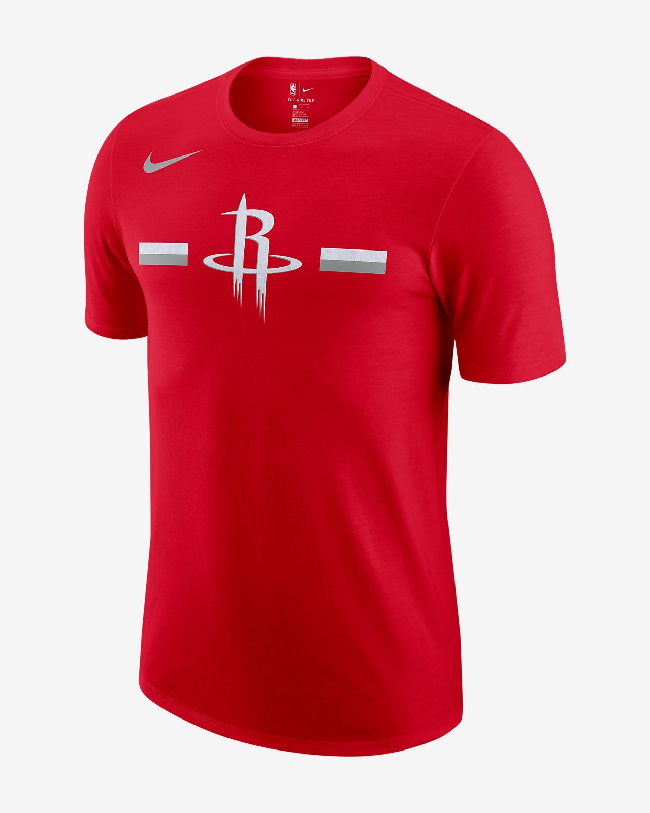 Houston Rockets Nike Dri-FIT 男款 NBA T 恤