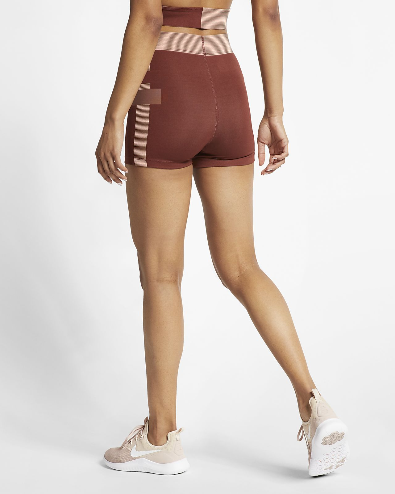 exclusive range thoughts on half off Short Nike Pro HyperCool 7,5 cm pour Femme