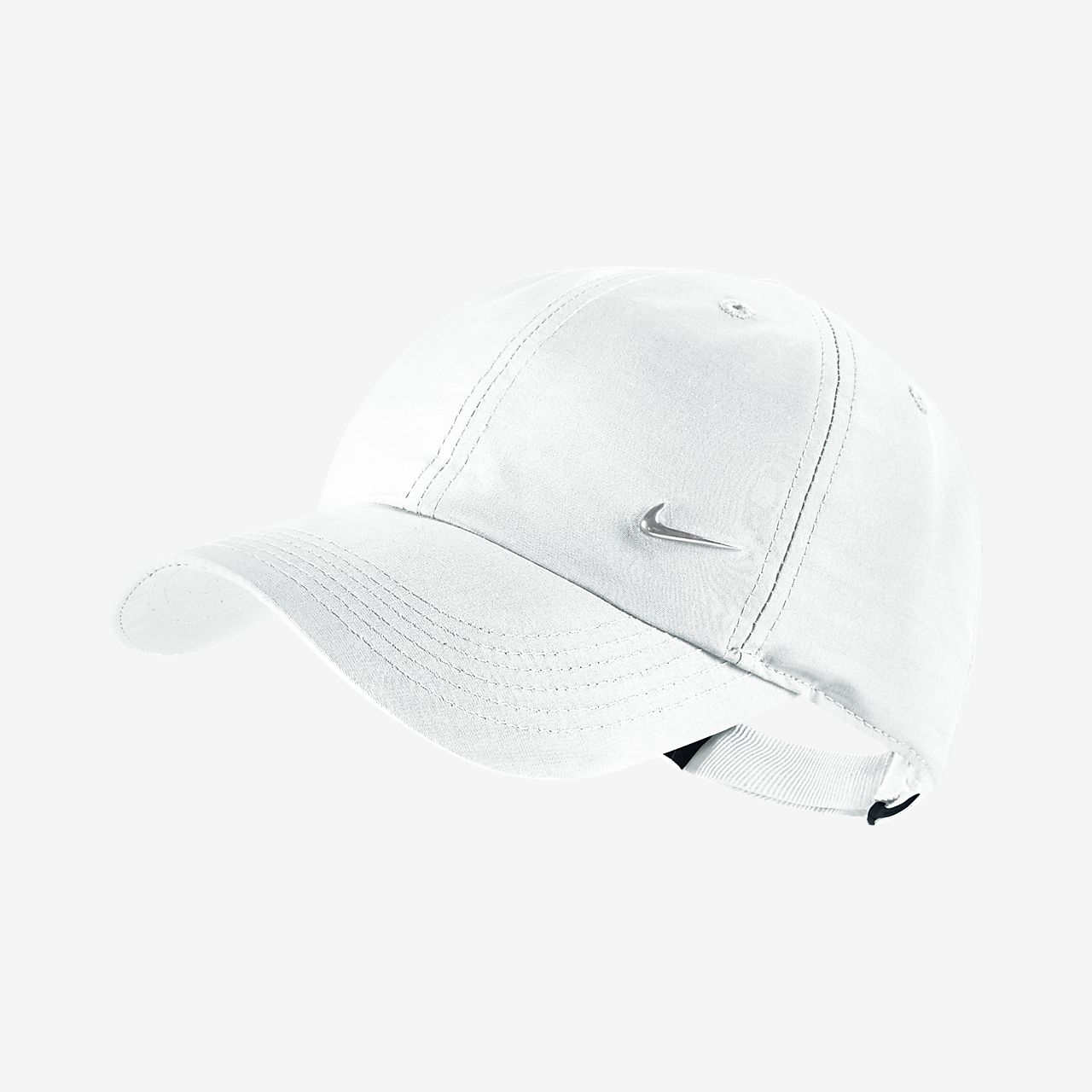 ea1f9f4784aa Nike Metal Swoosh Older Kids  Adjustable Hat. Nike.com LU