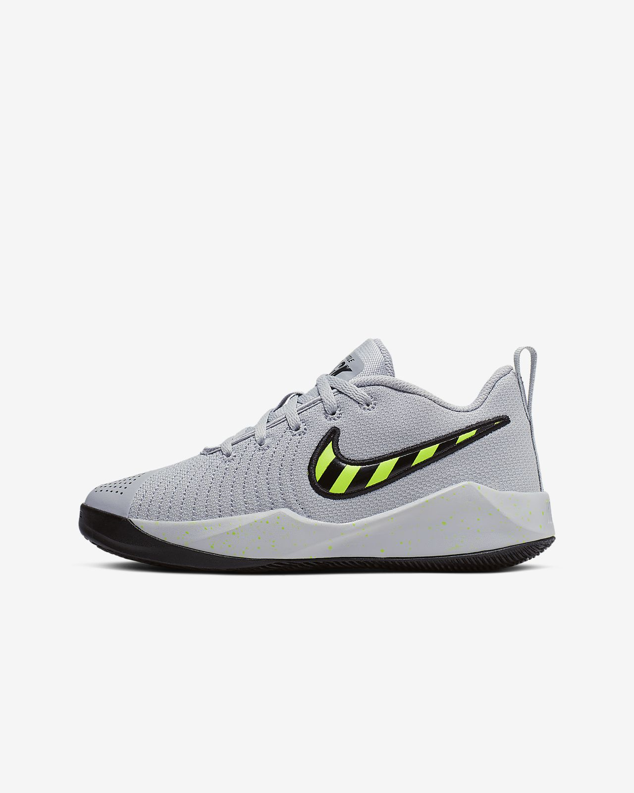 Nike Team Hustle Quick 2 Sport Big Kids' Basketball Shoe